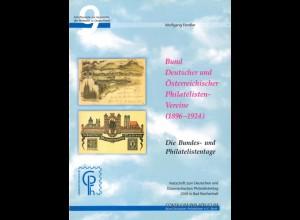 Schriftenreihe zur Geschichte der Philatelie in Deutschland, Nr. 9 + 10.