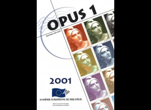 OPUS 1–5. Édition AEP Pro-Post 2001–2005.