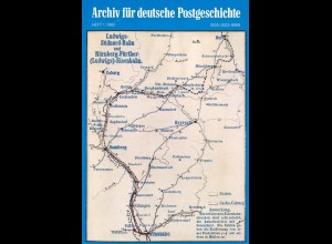 Leclerc, H.: Von der Botenordnung zum Reichskursbuch