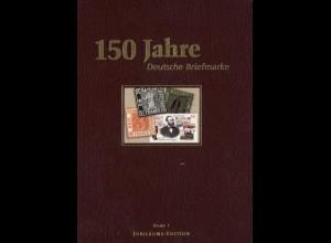 Deutsche Post (Hg.), 150 Jahre Deutsche Briefmarke, 3 Bde., Bonn 1998.