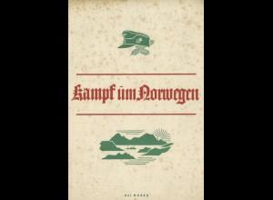 Huber, Uli, Kampf um Norwegen, Berlin 1941.