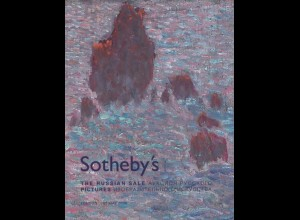 Sotheby's: The Russian Sale. Pictures, London 2006.