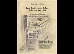 Unsere Arbeit - unsere Hoffnung. Das Getto in Lodz 1940 - 1945, Schwalmtal 1995.