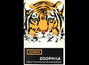 Lissner, H./Brenning, U.: Zoophila, Das Tierreich auf Briefmarken, Berlin 1972.