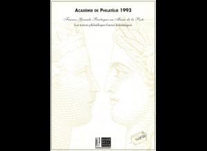 FRANKREICH: Académie de Philatélie 1993.