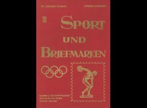 Schmidt, Gerhard und Schneider, Günter, Sport und Briefmarken, Coburg: Ihl 1958