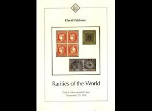 David Feldman, Rarities of the World, Zürich 1991.
