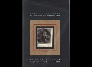 Corneille Soeteman, Ventes Publiques du 29. Octobre au 5. Novembre 2005, Brüssel