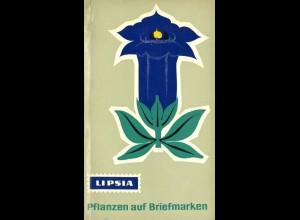 Lipsia: Pflanzen auf Briefmarken, Berlin: Transpress 1968.
