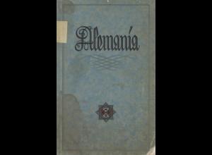 Alemania, Hamburg-Südamerikanische Dampfschifffahrts-Gesellschaft, 1928, 4. A.