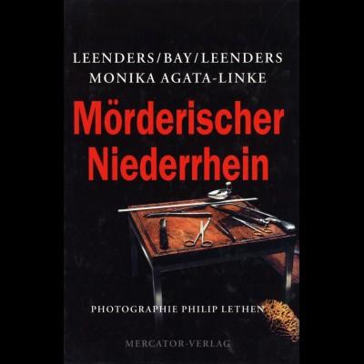 Mörderischer Niederrhein, Duisburg: Mercartor 2000.