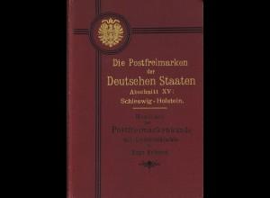ALTDEUTSCHLAND: Hugo Krötzsch. Handbuch XV - Schleswig-Holstein 1897