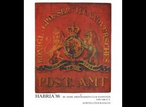 HABRIA 86: 100 Jahre BCH - Ausstellungskatalog