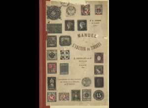 Dr. A. Legrand: Manuel de L'Amateur de Timbres (Paris 1894)