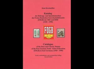 Knut Brockmüller: Katalog der Beitrags- und Spendenmarken ... (2014)