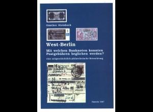 Günther Steinbock: West-Berlin (Hameln 1997)