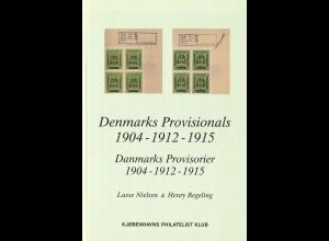 DÄNEMARK/DENMARK: Nielsen/Regeling: Denmark Provisionals 1904/1912/1915 (1997)