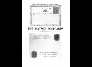 GROSSBRITANNIEN: Robson Lowe, The Watson Postcards
