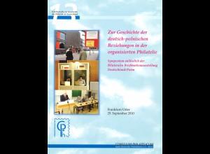 Zur Geschichte der deutsch-poln. Beziehungen in der organisierten Philatelie