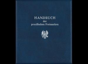 PREUSSEN: Bayer/Stautz: Handbuch der preußischen Freimarken (1986)
