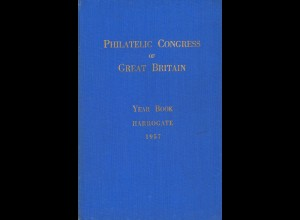 GROSSBRITANNIEN: Philatelic Congress of Great Britain 1957