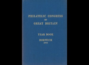 GROSSBRITANNIEN: Philatelic Congress of Great Britain 1955