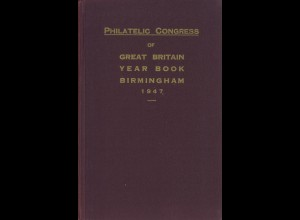 GROSSBRITANNIEN: Philatelic Congress of Great Britain 1947