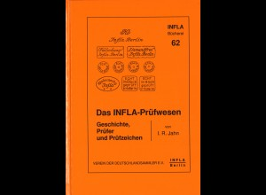 I. R. Jahn: Das INFLA-Prüfwesen. Geschichte, Prüfer und Prüfzeichen (2008)