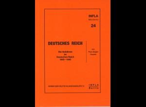 Paul-Jürgen Hueske: Die Gebühren im Deutschen Reich 1933–1945 (1987)