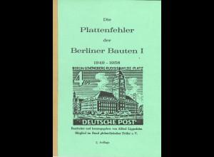 Alfred Liphschütz: Die Plattenfehler der Berliner Bauten I/ 1949–1958
