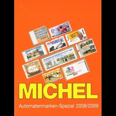 MICHEL Automatenmarken-Spezial 2008/2009