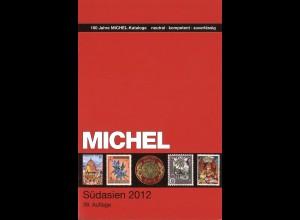 MICHEL Übersee Band 8/I: Südasien 2012 (39. Aufl.)