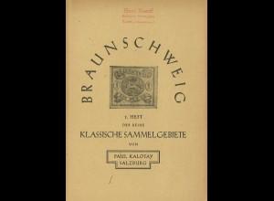 Paul Kalotay: Braunschweig (Heft 1), 1947