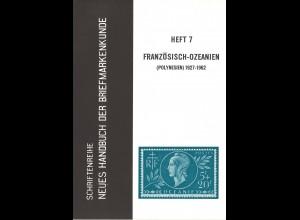 Roel H. Houwink: Die Briefmarken von Französisch-Ozeanien (1962)