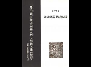 Carlos George: Die Briefmarken von Lourenzo Marques (1962)
