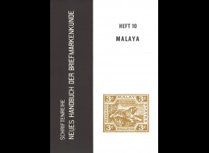 Birger Nordenvall: Die Briefmarken von Malaya (1962)