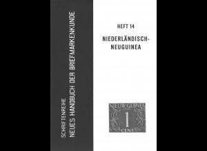 Drs,. Roel H. Houwink: Die Briefmarken von Nieederländisch-Neuguinea (1963)