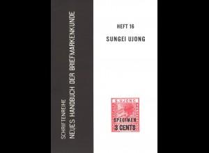 B. Nordenvall/K.K. Wolter: Die Briefmarken von Sungei Ujong - Malaya (1963)