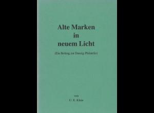 DANZIG: E. E. Klein: Alte Marken in neuem Licht (1987)