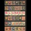 Dr. Oskar Schweighart. Blumen-Motive . Band I: Europa 1978