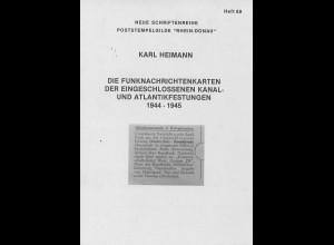 Karl Heimann: Die Funknachrichtenkarten ... 1944-1945 (1980)
