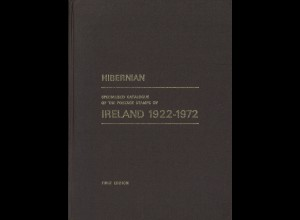 Hibernian Specialized Catalogue of the Postage Stamps of Ireland 1922–1972