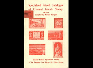 GROSSBRITANNIEN: W. Newport: Specialised Priced Catalogue of Channel islands