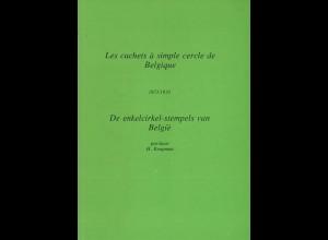 H. Koopman: De enkelcircel-stempels van Belgie / De streepstempels ... (2)