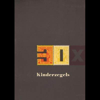 "NIEDERLANDE: ""Kinderzegels"" (Briemarken mit Kindermotiven), o.J."