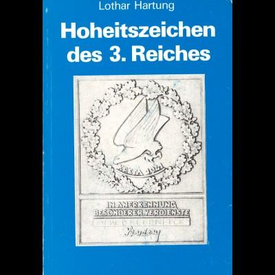 Lothar Hartung: Hoheitszeichen des 3. Reiches