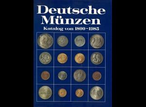 Arnold/Küthmann/Steinhilber: Deutsche Münzen. Katalog von 1800 bis 1985