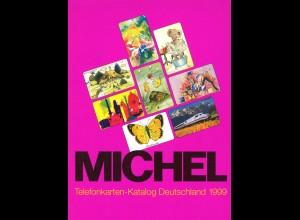 MICHEL Telefonkarten-Katalog Deutschland 1999
