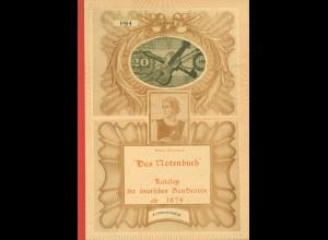 """Dieter Hoffmann: """"Das Notenbuch"""", Katalog der deutschen Banknoten ab 1874"""