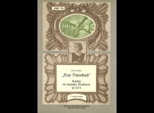 """Hoffmann: """"Das Notenbuch"""", Katalog der deutschen Banknoten ab 1874 (5. Aufl.)"""